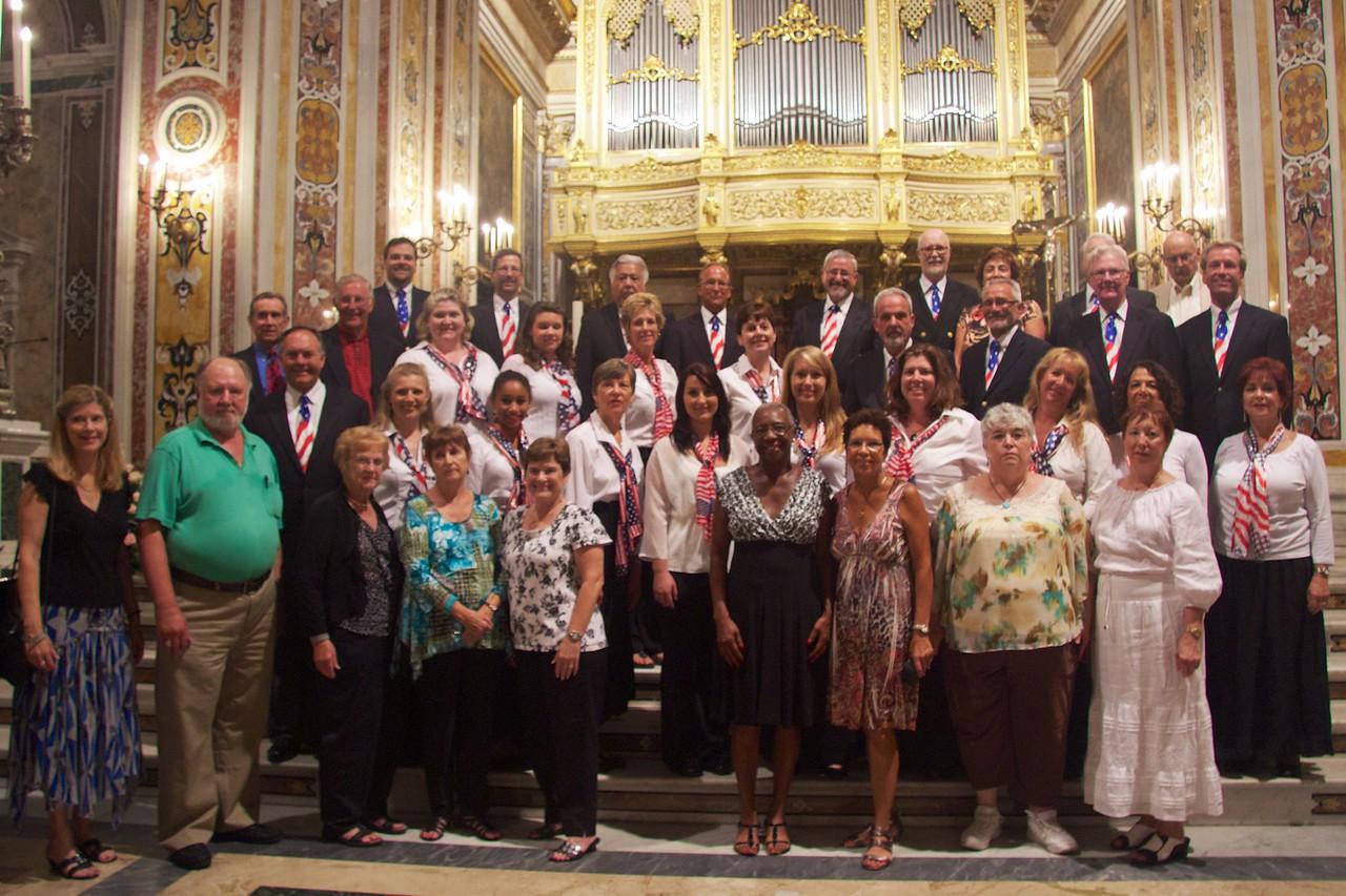 Choir and Friends