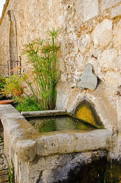 Italian Watering Trough