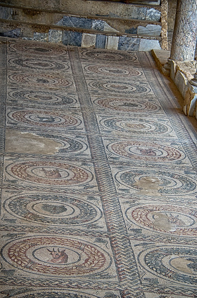 Mosaic and Marble