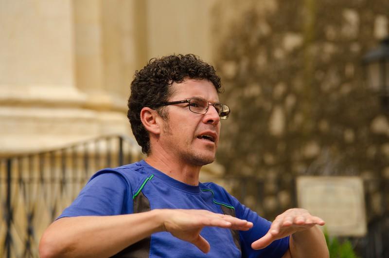 Sebastiano's Expressive  History Lesson