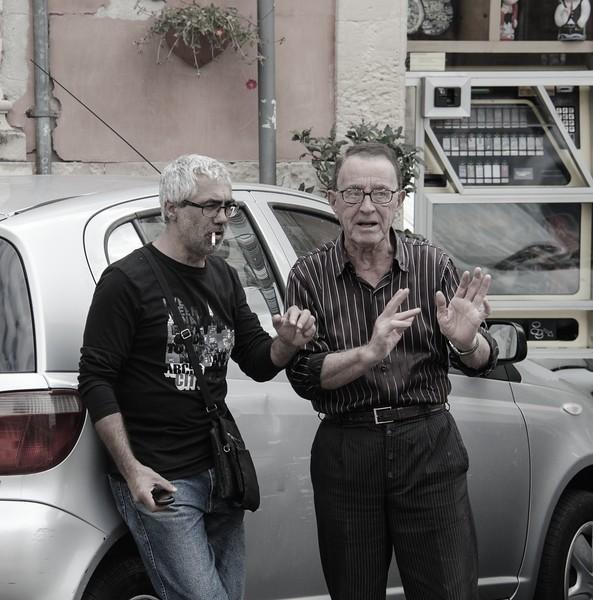 A Sicilian Discussion