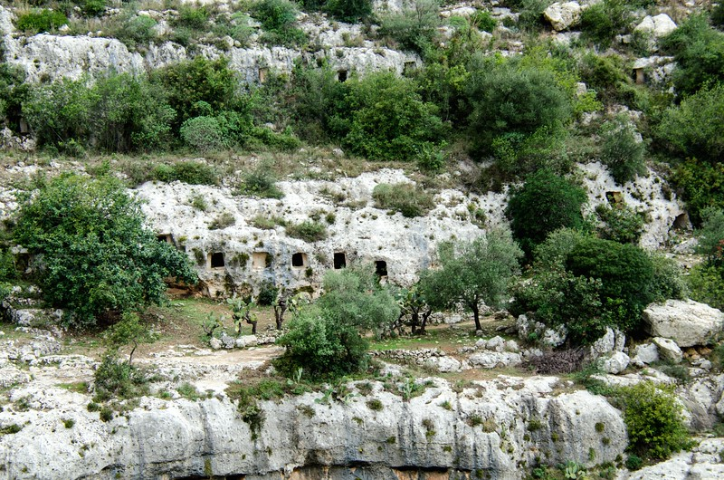 Ancient Necropolis