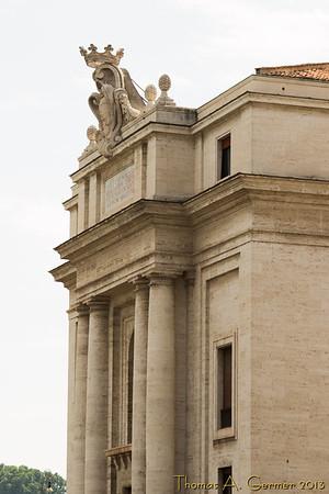 Near Castel Sant'Angelo