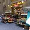 Florence - a neighborhood vegetable shop.