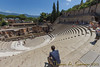 The Amphitheater in Pompeii