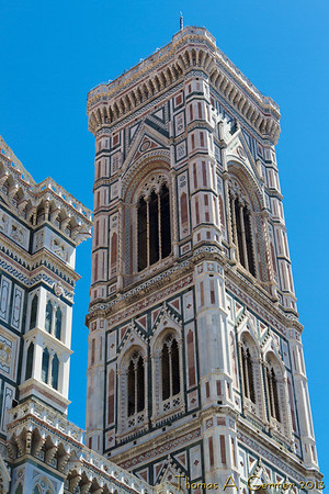 Campanile in Florence