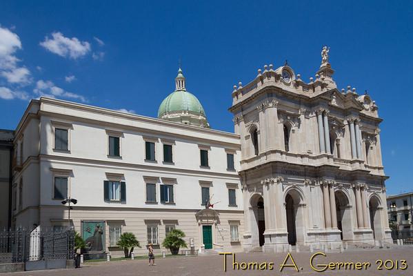 The Sanctuary of Pompei