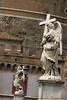 Statues on the Ponte Sant'Angelo