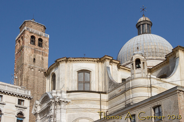 Church of San Geremia. Venice