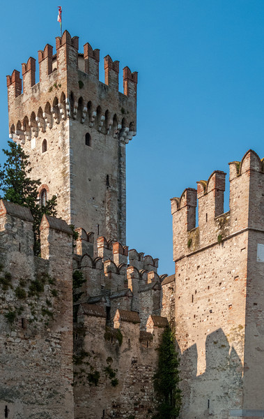 Towers of Sirmione