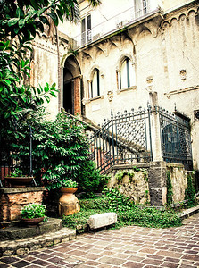 Amalfi house.