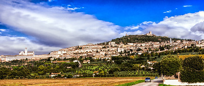 Town of Assisi.