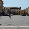 Ravenna - one of the main Piazza's in the city.