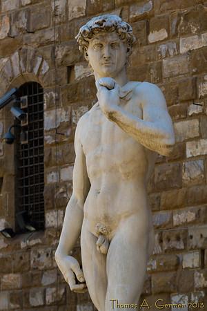 Replica of David, Florence