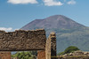 Mt. Vesuvius from Pompeii