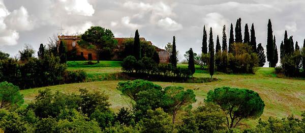 Tuscany Villa.