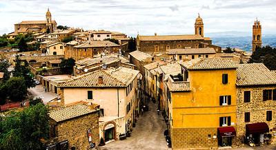 Town of Montechino.