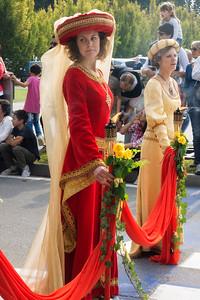 Alba White Truffle Fair Parade Participants 2