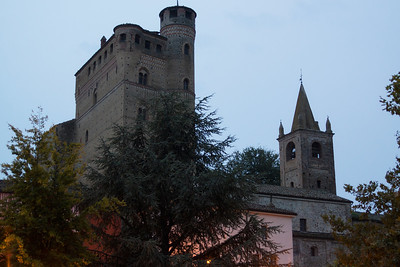 Castle at Twilight