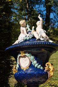 Linderhof Statue 3