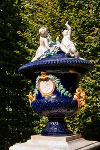 Linderhof Statue 7