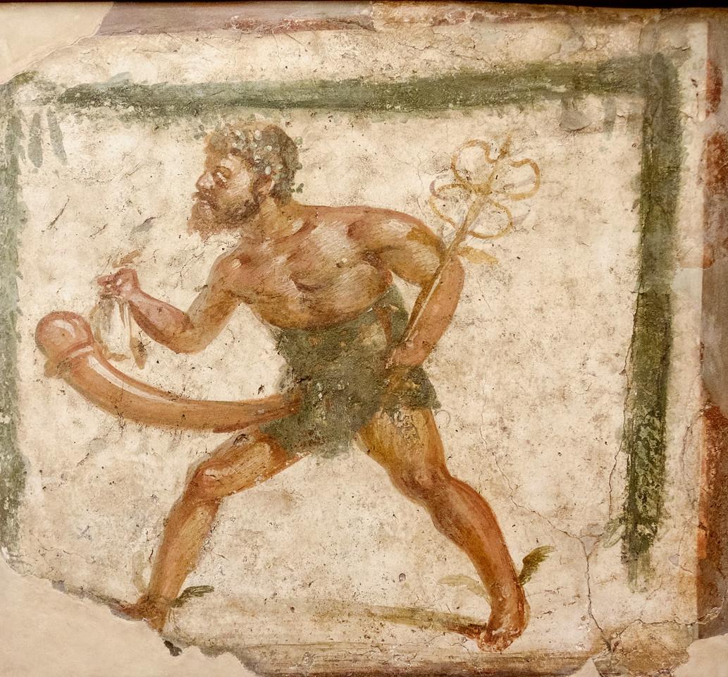 Bawdiness from Pompeii