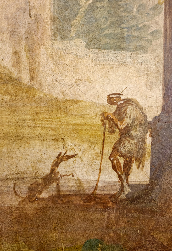 Paintings from Pompeii