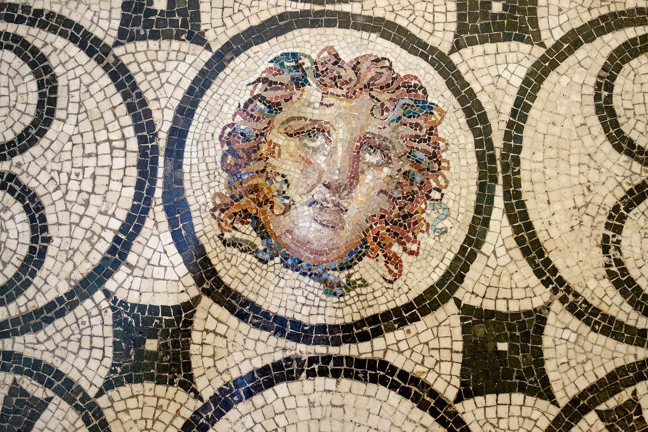 Mosaics from Pompeii