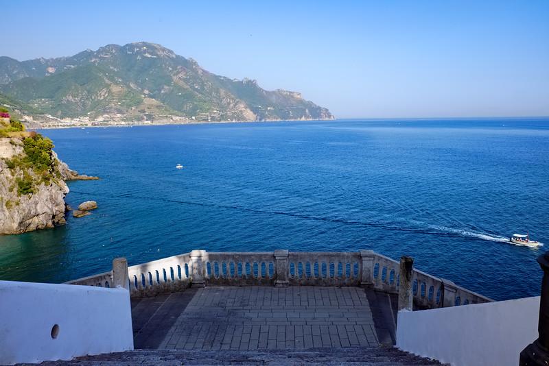 View from Atrani.