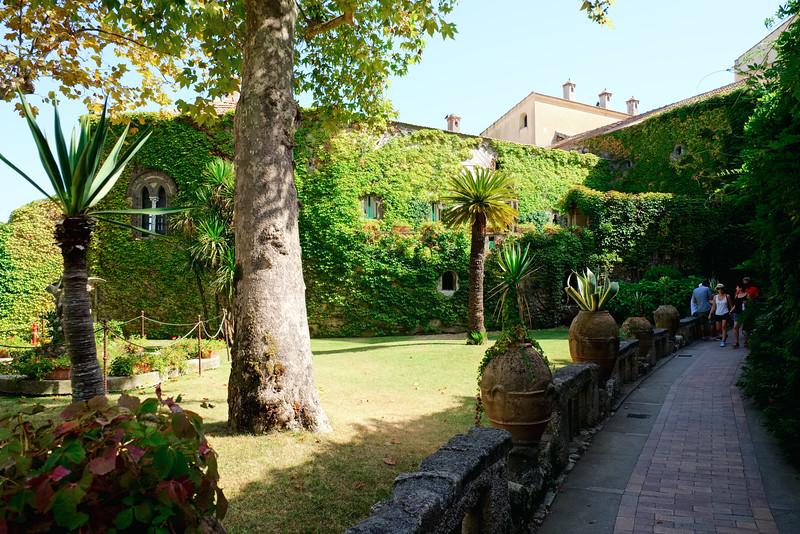 Villa Cimbrone, Ravello.
