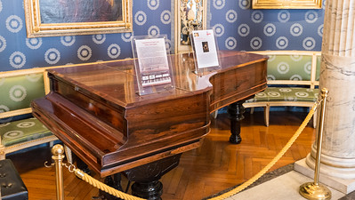 Franz Liszt's Piano at La Scala
