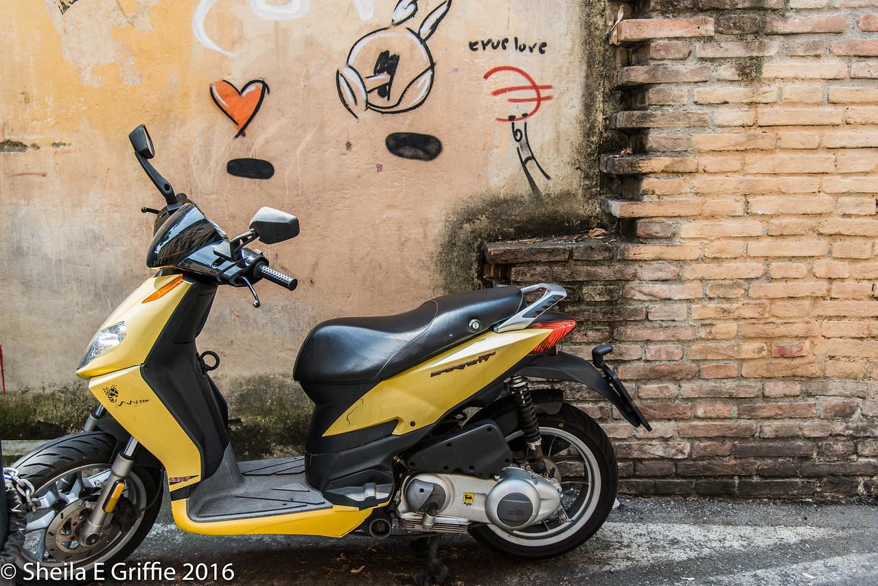 Reggio Emilia Walk About