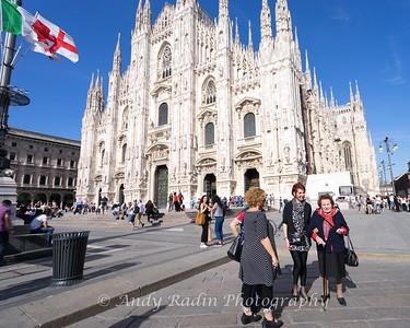 Duomo del Milano, Italy