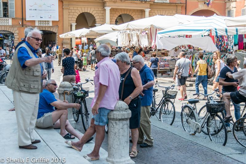 Reggio Emilia  Walkabout