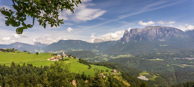 The Edge fo the Dolomites