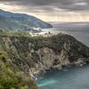 Cliff top village of Corniglia