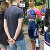 Pre-race interview