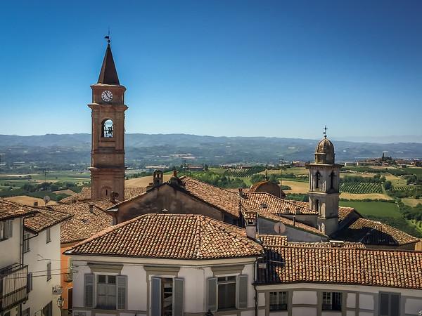 Govone in Piedmont