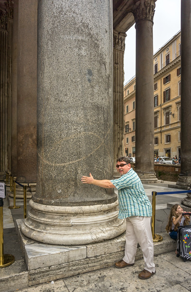 You Gotta Get Yourself Some Marble Columns