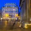 Albergo del Senato Hotel.  A nice spot to make a home base