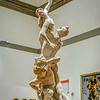 Giambologna's Rape of the Sabines