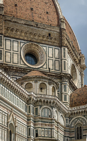 Cathedral of Saint Mary of the Flowers in Florence