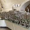 Model of the Sassi Villiage in Matera