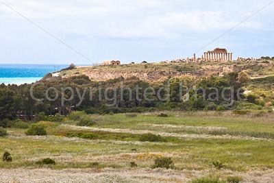The Acropolis of Selinunte