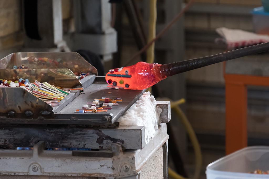 How to make Murano glass...