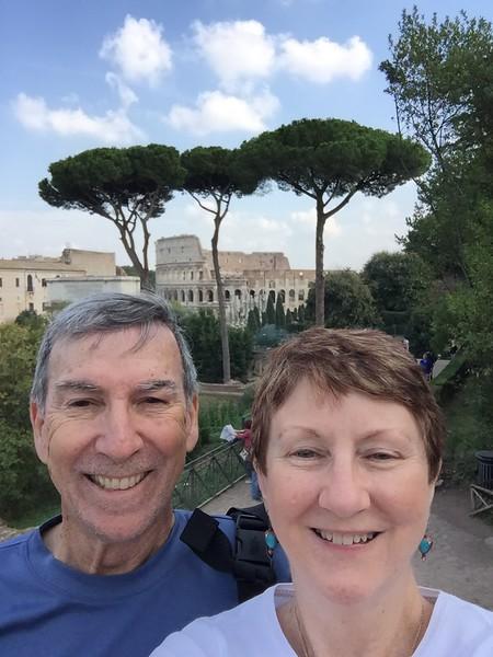 Collasium in Rome