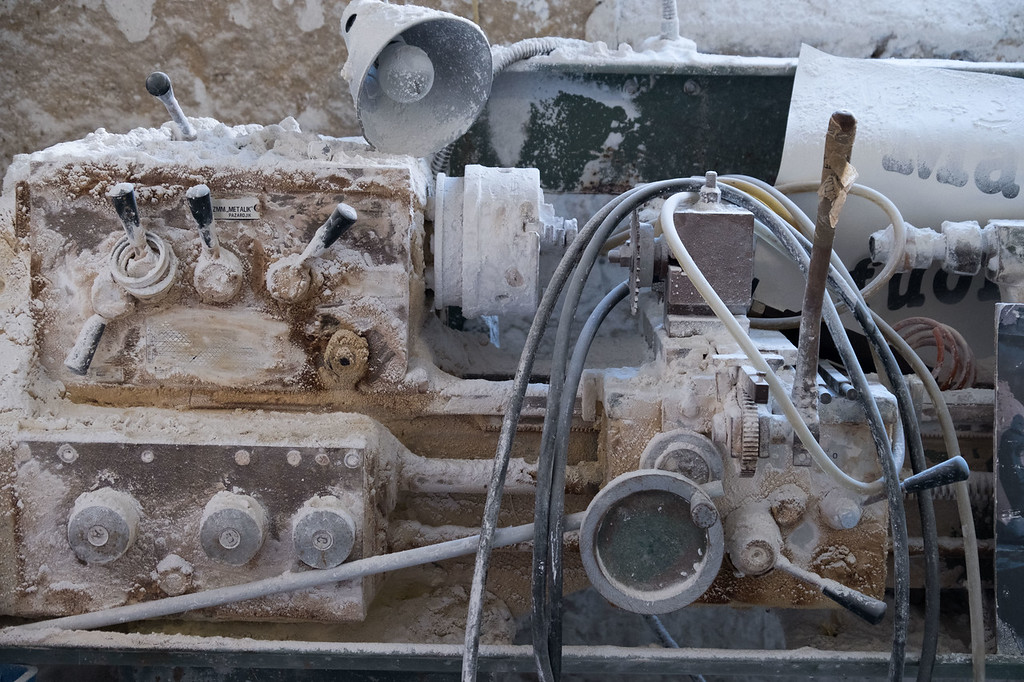 Volterra and alabaster