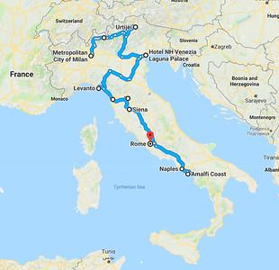 Italy - 2017