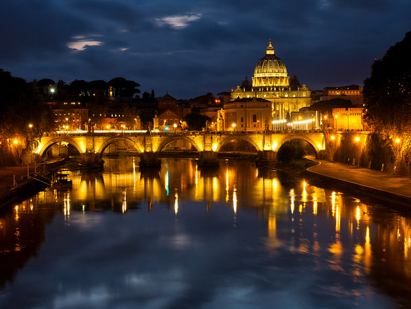 Vatican Night