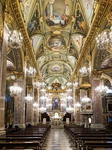 La basilica di Santa Maria Assunta, Camogli